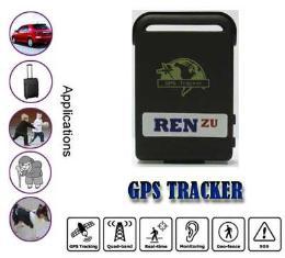 เครื่องนำทาง GPS - Trackers