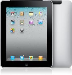 แท็บเล็ต รุ่น iPad with Wi-Fi 64 GB