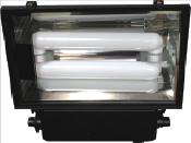 แสงแม่เหล็กไฟฟ้า รุ่น Flood Light Induction Lamp
