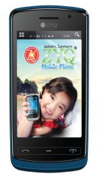 โทรศัพท์มือถือ ZYQ รุ่น Q638 TV Touch