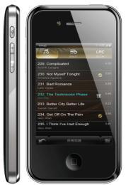 โทรศัพท์มือถือ ZYQ รุ่น Q668 TV i5