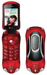 โทรศัพท์มือถือ ZYQ รุ่น Q2222 TV Ferri