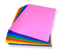 กระดาษวาดเขียนสีพริสม่า