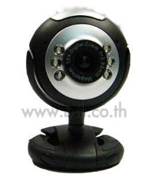 กล้องเว็ปแคม 1.3 ล้าน (หัวกลม-สีดำ) S559