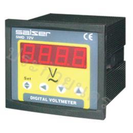 ดิจิตอลโวลท์มิเตอร์ SMD-72V