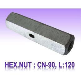 นัท Hex.Nut CN-90,L-120
