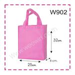 ถุงผ้า A4 สปันบอนด์ W902