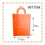 ถุงผ้า A5 สปันบอนด์ W1704 แนวตั้ง