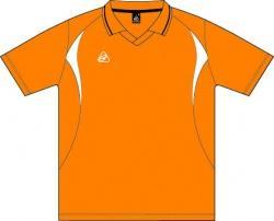เสื้อคอวี EG 5030-OR/WH/BK