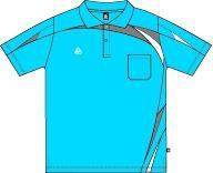 เสื้อโปโล EG 6029-LB/GY/WH