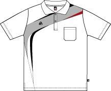 เสื้อโปโล EG 6027-WH/GY/BK