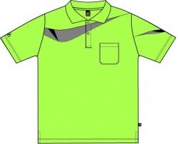 เสื้อโปโล EG 6035-GN/GY/BK
