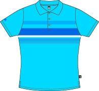 เสื้อโปโล EG 6034-LB/BL