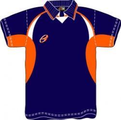 เสื้อวอลเลย์บอล EG 354-NV/OR/WH