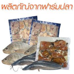 ผลิตภัณฑ์จากปลา