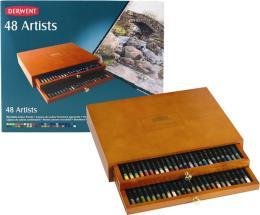 ดินสอสี Derwen รุ่น 48 ศิลปิน