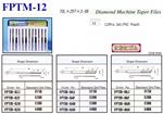 ตะไบเพชร FPTM-12