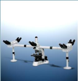 กล้องจุลทรรศน์ 5หัว