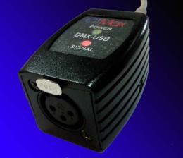 ชุดแปลงสัญญาณ DMX-USB