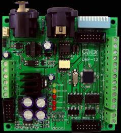 แผงวงจรแปลงสัญญาณ DMP-12