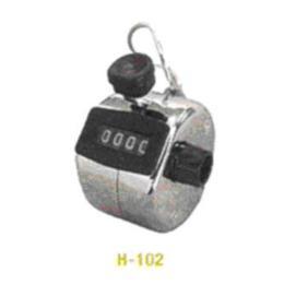 เครื่องนับจำนวนแบบใช้นิ้วกด รุ่น H-102