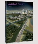 โปรแกรม AutoCAD Civil 3D 2012