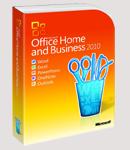 โปรแกรมMicrosoft Office 2010 Home and Business