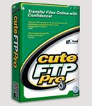 โปรแกรม CuteFTP Professional