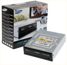 ไดรฟ์ CD / DVD SAMSUNG SH-S223C/RSBF