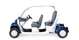 รถกอล์ฟ รุ่น Ocean Sapphire Metallic