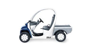 รถขนของกระบะสั้น รุ่น Ocean Sapphire Metallic