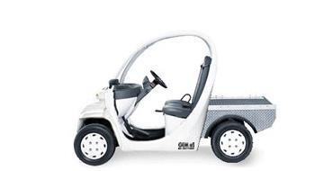 รถขนของกระบะสั้น รุ่น Crystal White