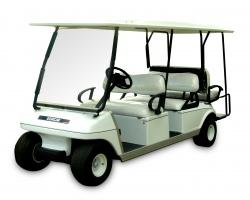 รถกอล์ฟ รุ่น Golf Cart 6 passenger