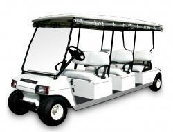รถกอล์ฟ รุ่น Golf Cart 6 pass (face to front)
