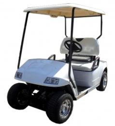 รถกอล์ฟไฟฟ้า รุ่น Eagle Golf 2 ที่นั่ง