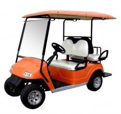 รถกอล์ฟไฟฟ้า Eagle Golf 2+2 ที่นั่ง