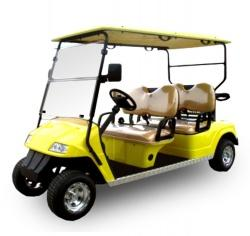 รถกอล์ฟไฟฟ้า Eagle Golf 4 ที่นั่ง