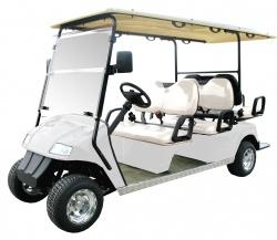 รถกอล์ฟไฟฟ้า Eagle Golf 4+2 ที่นั่ง