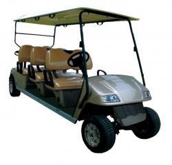 รถกอล์ฟไฟฟ้า Eagle Golf 6 ที่นั่ง