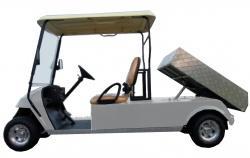 รถกอล์ฟไฟฟ้า Eagle Golf Pickup
