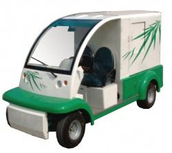 รถกอล์ฟไฟฟ้า Eagle Villager with Vanbox