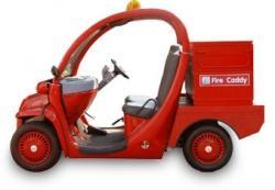 รถฉุกเฉิน รุ่น 150 litres (DC)