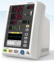 เครื่องตรวจวัดสัญญาณชีพผู้ป่วย
