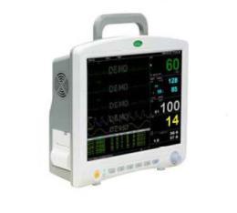 เครื่องติดตามการทำงานของหัวใจและสัญญาณชีพจร รุ่น UP-9000