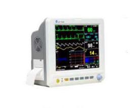 เครื่องติดตามการทำงานของหัวใจและสัญญาณชีพจร รุ่น UP-7000