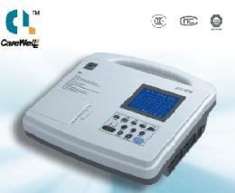 เครื่องวัดคลื่นหัวใจไฟฟ้าแบบวิเคราะห์ผล รุ่น ECG1101