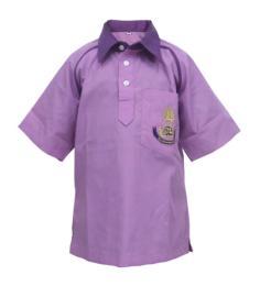 เสื้อฟอร์มพละนักเรียน