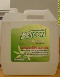 เบสคอน พี-เอ ปริมาตรสุทธิ 5 ลิตร