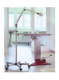 โคมไฟส่องตรวจทำทันตกรรม   Halux 50w 48000 Lux