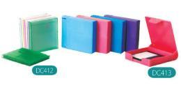 กล่องใส่แผ่นดิสก์ 2 Diskettes Box